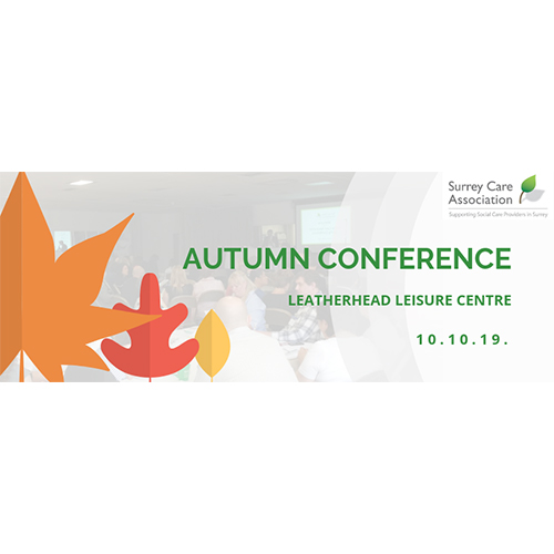 SCA Autumn Conference 2019