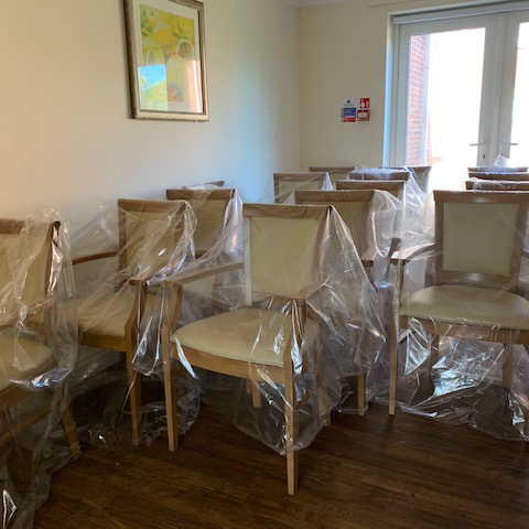 New Care Home Furniture for Lillycross