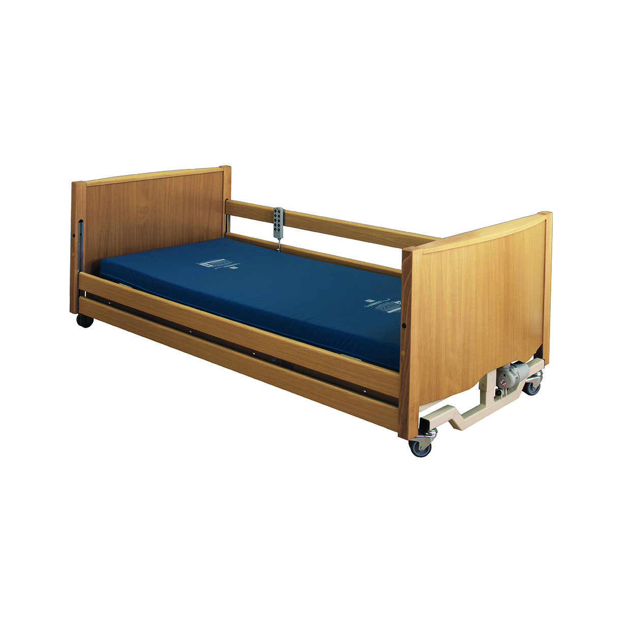 Bradshaw Low Profiling Bed