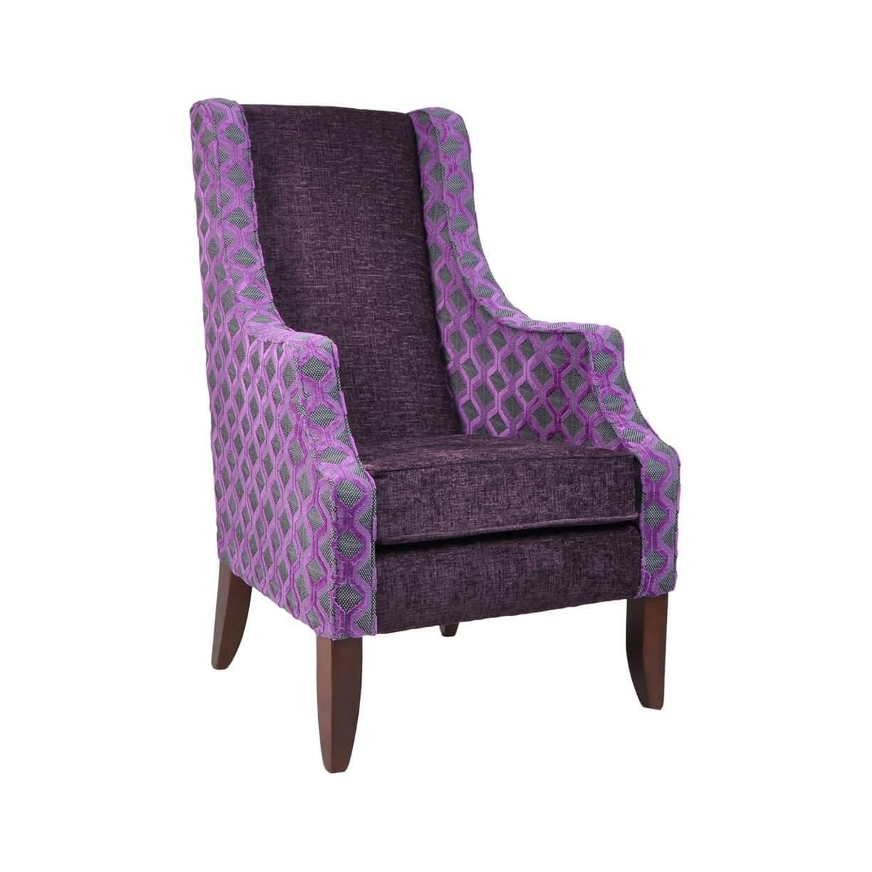 Pandora High Back Chair