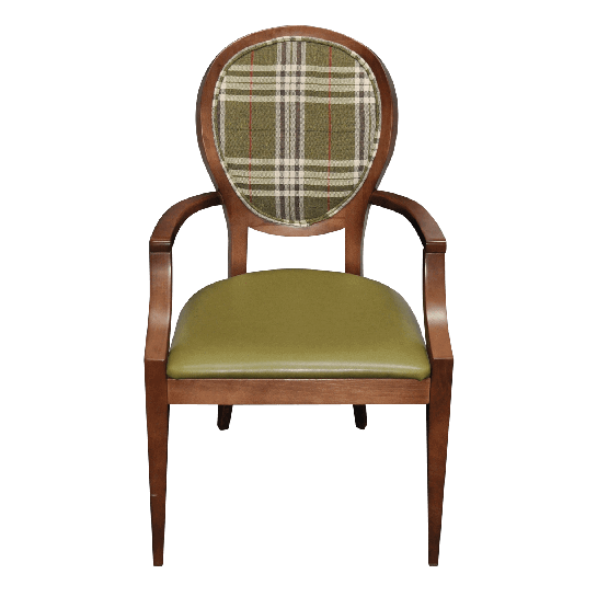 Emma Spoon Back Chair
