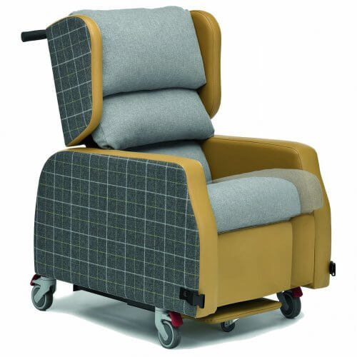 Porto Portable Manual Recliner