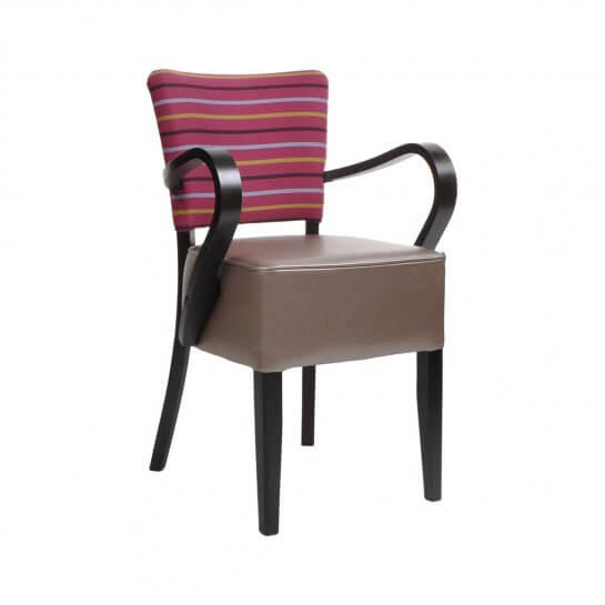 Evita Dining Chair with Arms