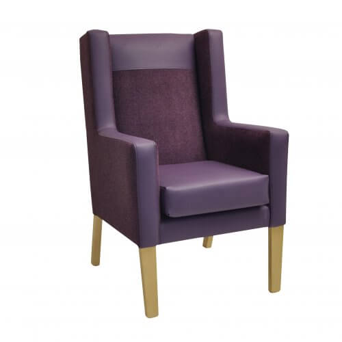 Lissa Mid Back Chair