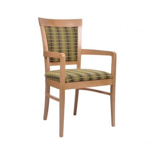 Myah Dining Chair with Arms