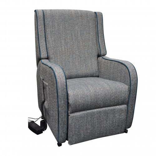 Bexley Recliner Electric Single Tilt in Space