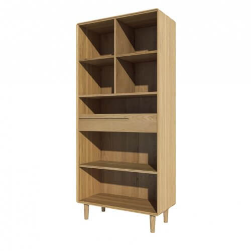 Norway Tall Bookcase
